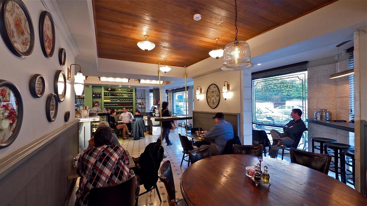 גראנד קפה בית קפה כשר מומלץ בירושלים