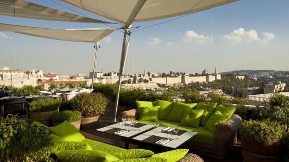 רופטופ ירושלים מסעדת הגג של מלון ממילא מסעדה בשרית כשרה בירושלים