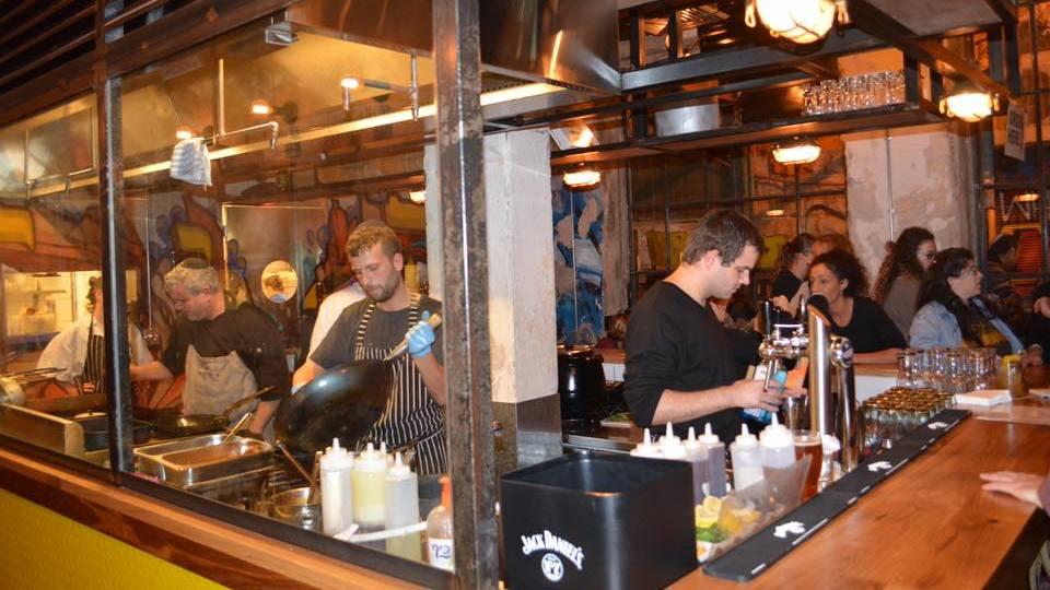 קרייב מסעדה כשרה בירושלים שוק מחנה יהודה