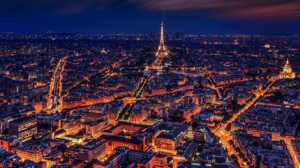 מקומות כשרים בפריז