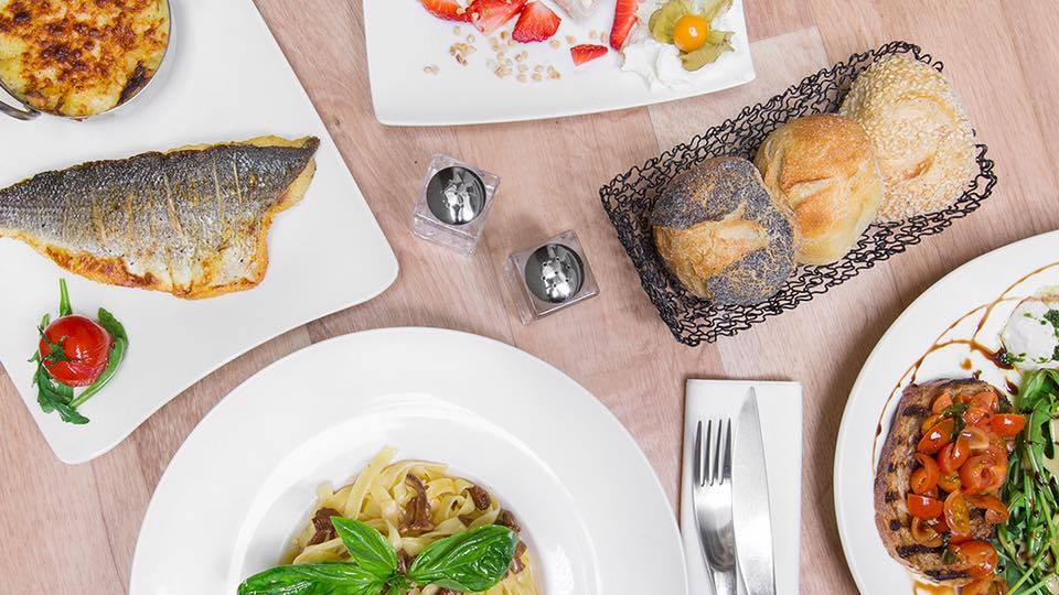 L'INTE CAFFE מסעדה איטלקית חלבית כשרה בפריז