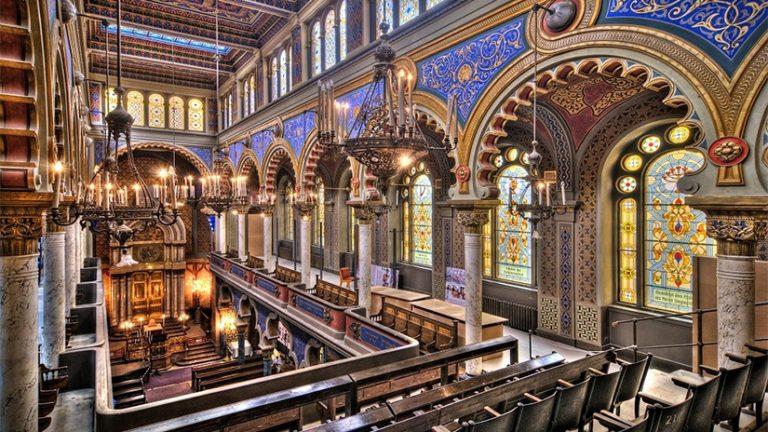 בית כנסת ירושלים פראג