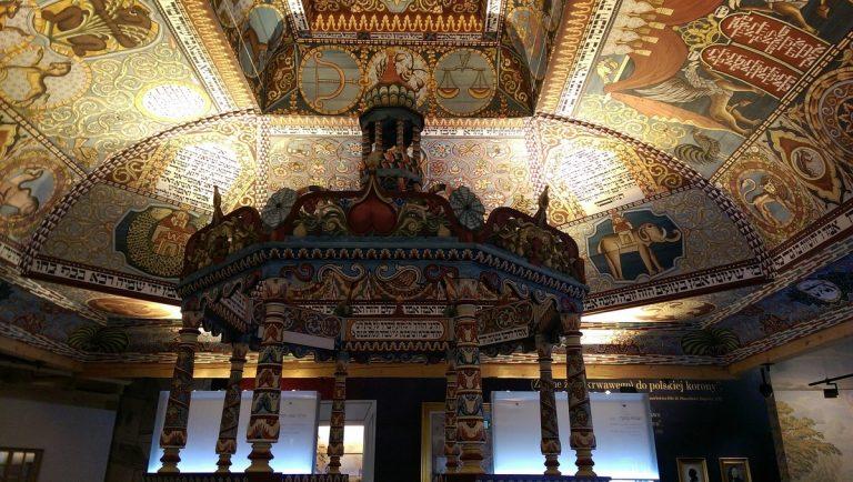 המוזיאון היהודי בוורשה