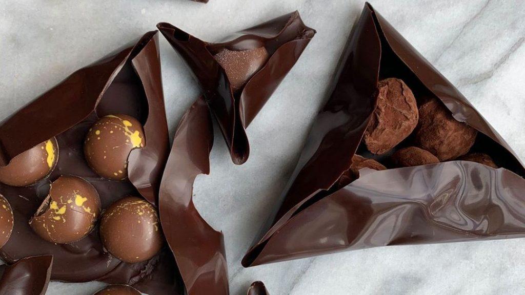 אוזני המן משוקולד של ג'וליקה