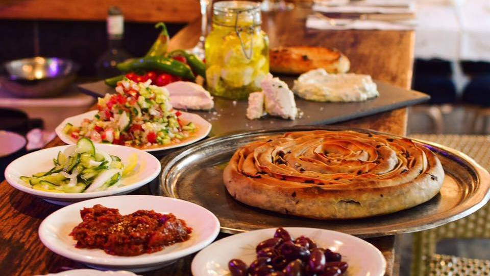 זכאים מסעדה טבעונית כשרה בתל אביב