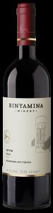 יקבי בנימינה סדרת המושבה שיראז יין אדום יבש כשר