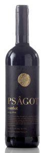 פסגות מרלו יין אדום כשר