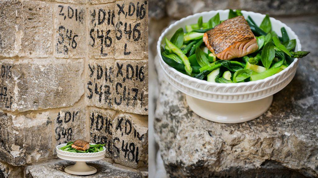 מסעדות כשרות לפסח - פסח במסעדת הפי פיש הכשרה של מלון ממילא