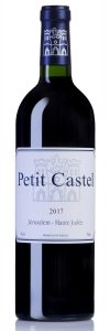 פטיט קסטל 2017 יין אדום כשר