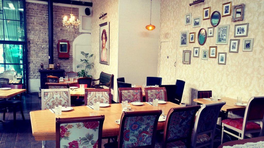 ראצ'ה מסעדה גרוזינית כשרה בתל אביב