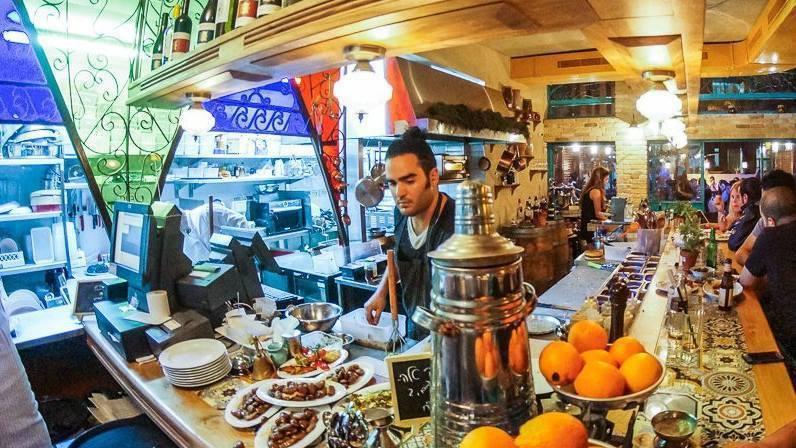 מימונה 2018 האותנטית באר שבע מסעדת שוק כשרה