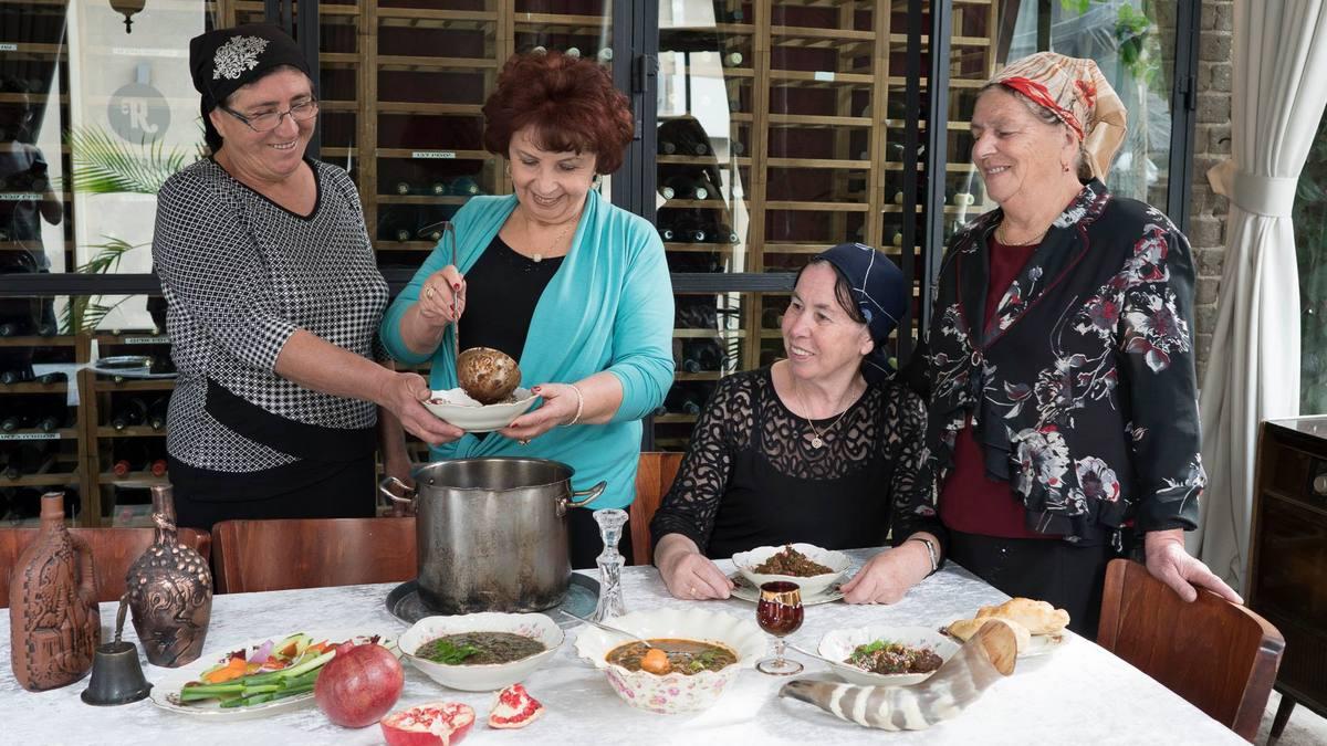 ראצ'ה מסעדה גרוזינית כשרה