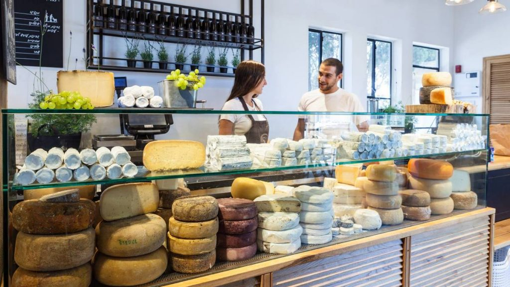 גבינות יעקבס מחלבה כשרה למהדרין חנות הגבינות