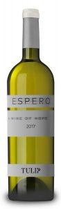 יקב טוליפ אספרו לבן 2017 יין לבן כשר