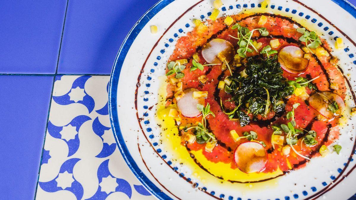 מונו מסעדה יוונית כשרה באיירפורט סיטי מסעדה יוונית הפכה לכשרה