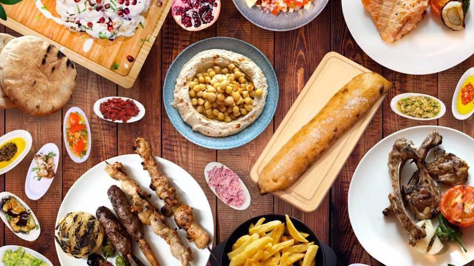 Shaq Shuq שק שוק שאק שוק ברצלונה מסעדה כשרה בברצלונה פותחים שולחן