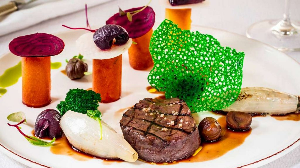 קלואליס הילטון תל אביב מסעדה כשרה אנטריקוט מסעדות כשרות לפסח