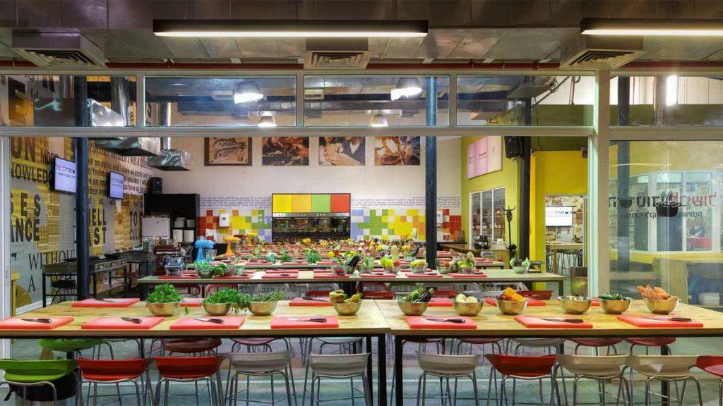 הסטודיו לבישול סדנאות בישול כשרות