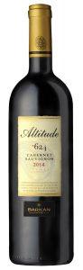 יקבי ברקן סדרת אלטיטיוד 2014 יין אדום כשר