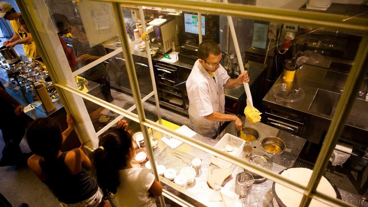 גלידה באר שבע גרנד קניון גלידה כשרה בבאר שבע הסניף מלמעלה