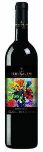 יקב ירושלים יין אדום כשר פינו נואר פטי ורדו