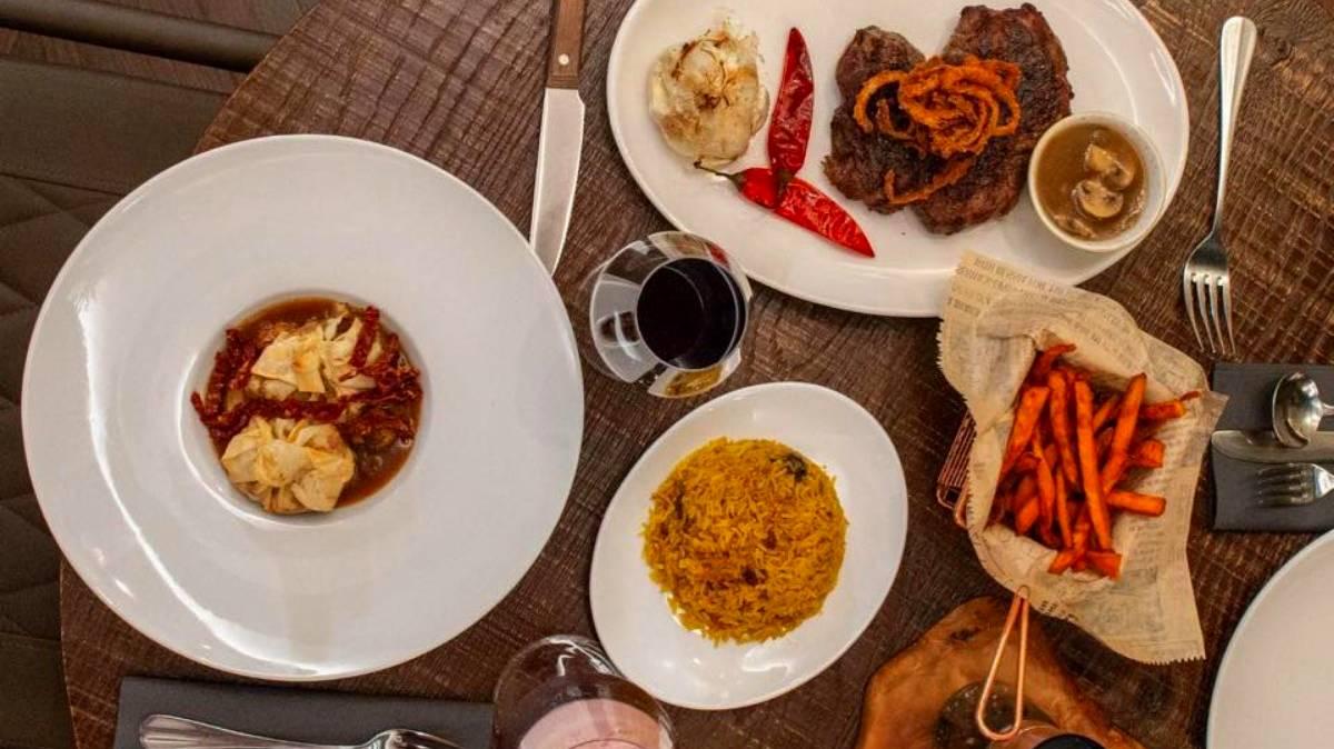 ביסטרו כשר חדש בלונדון asado kosher restaurant london