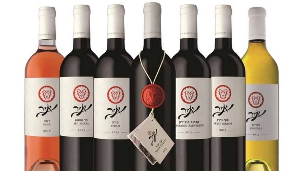 יינות כשרים של יקב יתיר - יינות פרימיום מרשימים