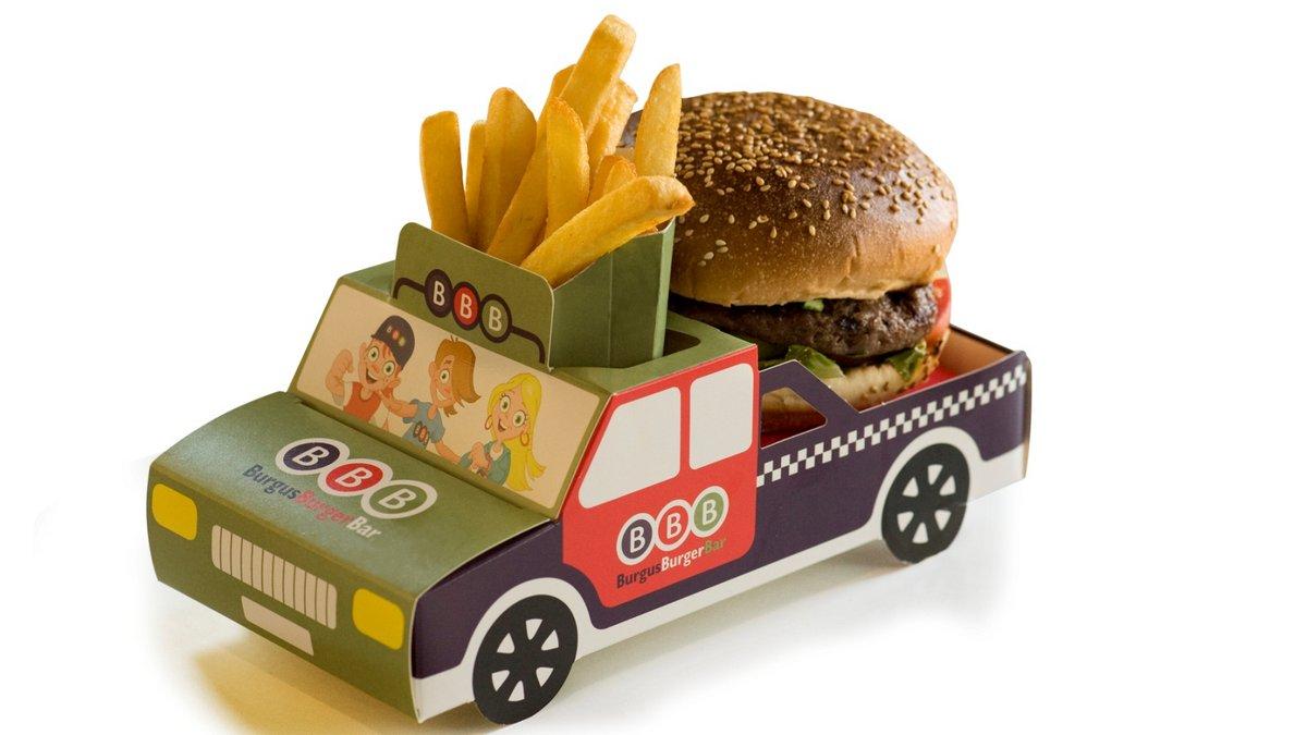 BBB ירושלים המבורגר כשר למהדרין בירושלים מנת ילדים