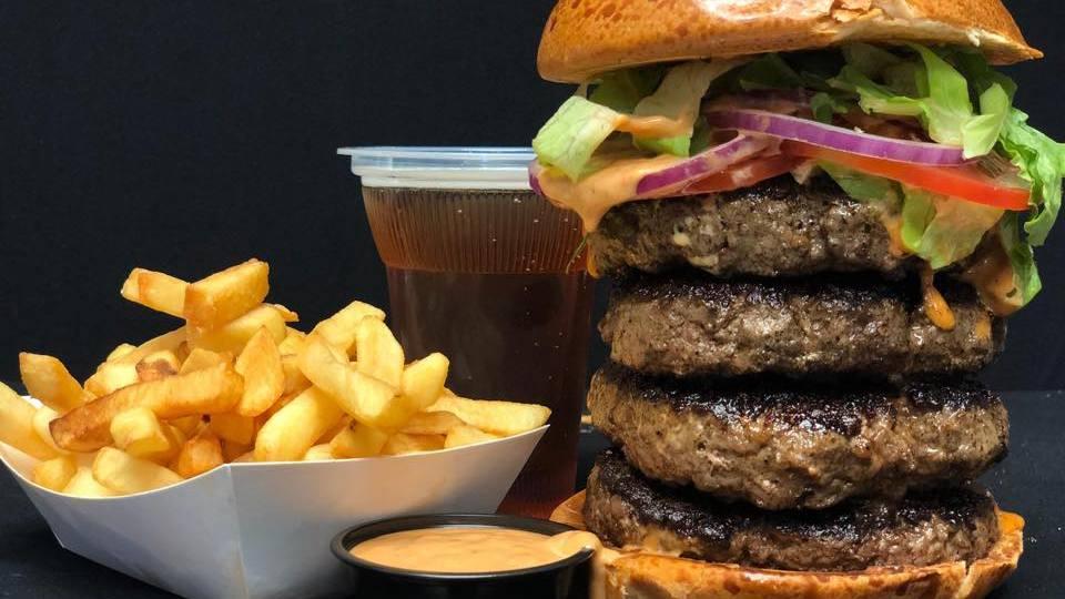 ממפיס המבורגר כשר בתל אביב