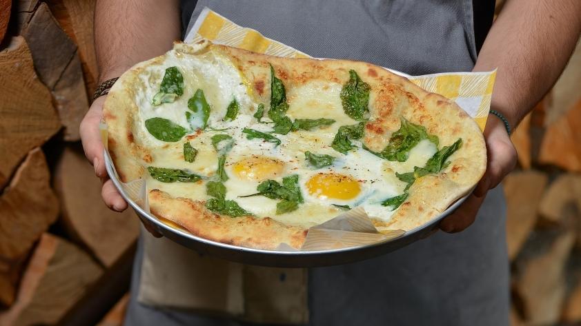ג'ויה ראש פינה מסעדה איטלקית כשרה הפיצה