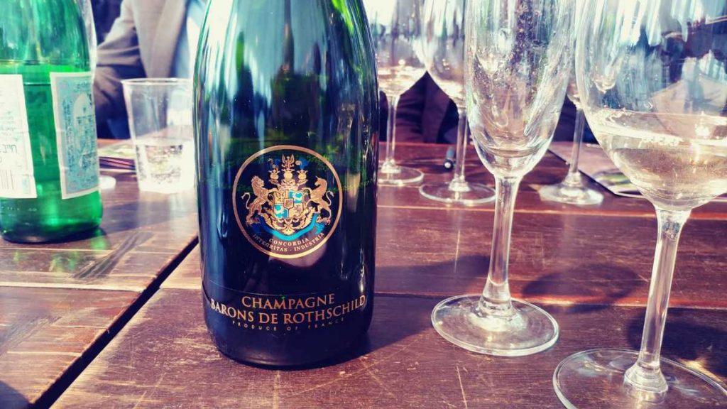חברת צור תערוכת kfwe tel aviv שמפניה כשרה