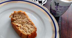 עוגת קפה תפוז דלת פחמימות ונטולת גלוטן