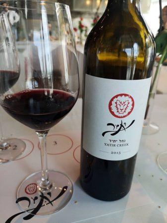 נחל יתיר 2015 יין כשר יקב יתיר